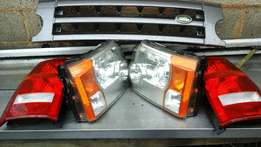 Land Rover Discovery 3 Spares
