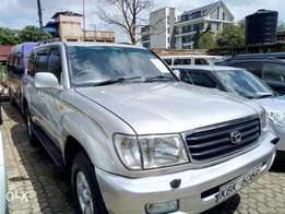 Toyota land cruiser for sale (diesel)