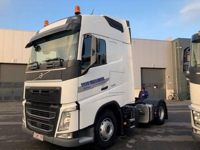 Volvo FH500 Hydr - 2017