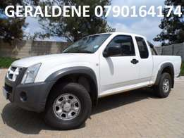 2011 Isuzu KB250 D-TEQ LX Ext-Cab Stunning All Round Condition Call