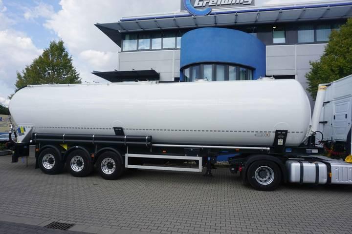 Feldbinder KIP 60.3, 24-V Kipphydraulik - 2017