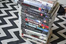 Games For Ps3: (19 Games Collection)