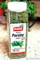 Dry parsley