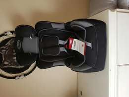 Bambino grand prix car-booster seat