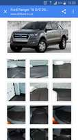 Ford Ranger T6 TPE liners