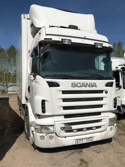 Scania R 420 6x2*4 Mlb - 2008