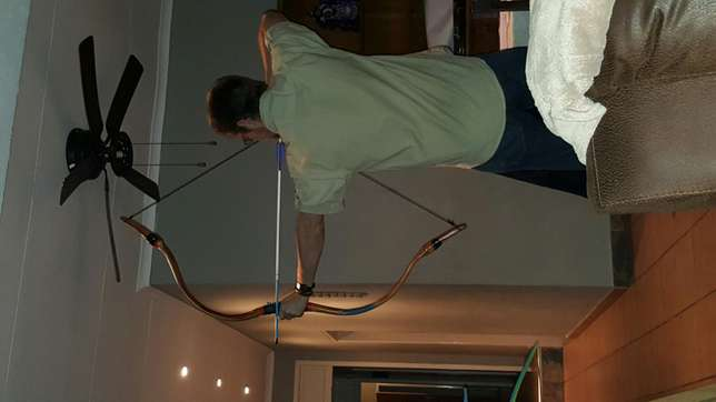 Traditional style PVC bows Witbank - image 2