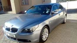 BMW 525i ,recenlty serviced , new tryes , engine and body clean ,