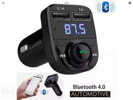 Bluetooth-FM-MP3 device player for cars