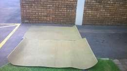 2X carpets for sale