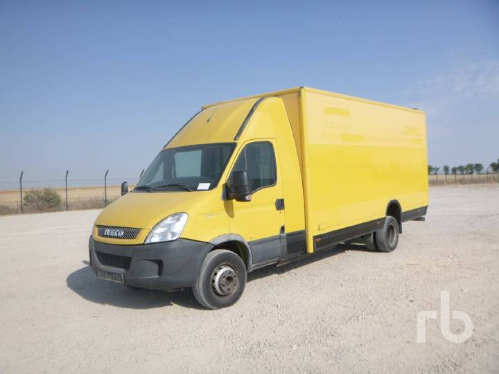 Iveco DAILY 65C15 4x2 - 2008