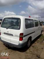 Clean Tokunbo Toyota Hiace Long Chassis