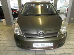 2006 Toyota verso 1.8 for sale R103 999