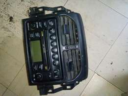 Toyota D4D car audio player