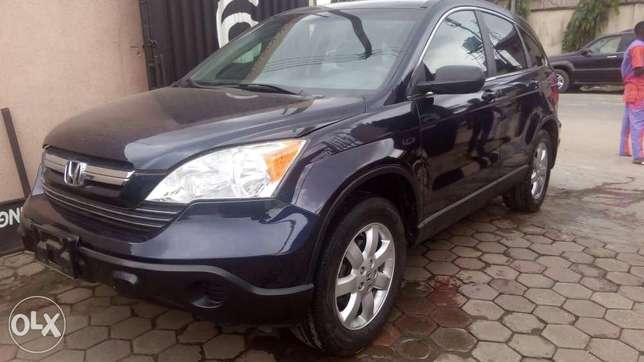 Niger used Honda CRV 2008 Good condition Ikeja - image 4