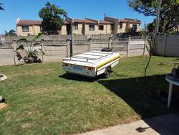 Camplet Camping Trailer for sale