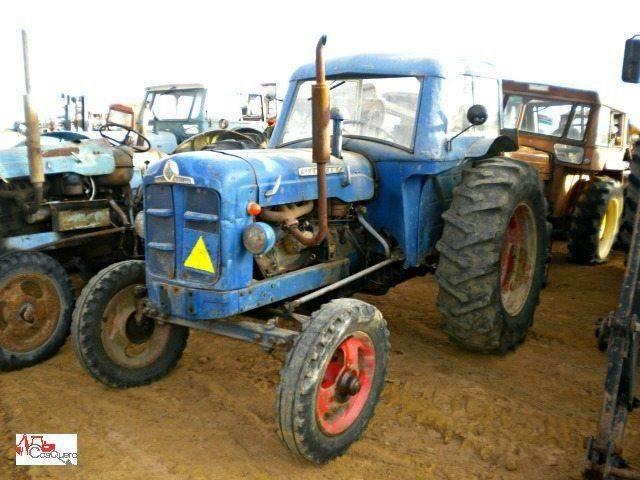 Ebro super 55 wheel tractor for parts