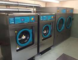 industrial washing machine commercial primer laundry work