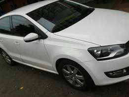 2010 Vw Polo 6 with 1.6 for sale with fsh