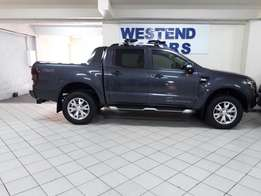 2015 Ford Ranger 3.2TDCi Wildtrack 4x4 Auto Double cab