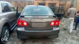 Fresh Tokunbo 2005 Toyota Corolla Sport (accident free)