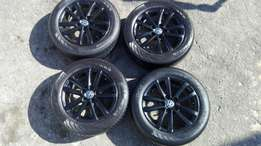 14 inch Polo vivo rims