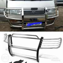 STRONG bumper guard for huge cars