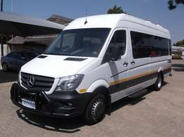 2015 Mercedes Benz Sprinter 519 Cdi V6 Auto