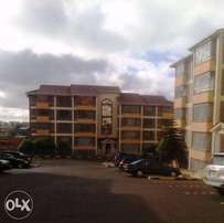 Upper hill 3bed Apartment for Rent