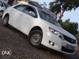 Toyota Allion 2008 model used locally excellent condition
