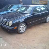 accident free Benz E320 direct from USA