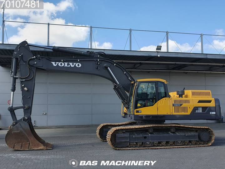 Volvo EC380DL LOW HOURS - READY FOR WORK - 2016 - image 6