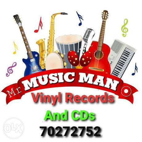 We Buy And Sell All Kind Of Vinyls (33) (45) (78)