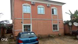 Duplex: 3 bedroom At Goodland Ave, off Atiku, Uyo