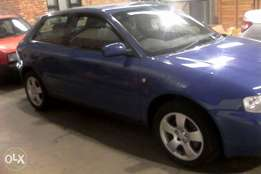 Selling Audi A3, Clients wants R60 000 for the vehicle.