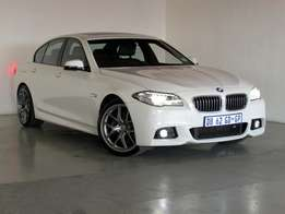2014 BMW 520D AT 95000KM R389900