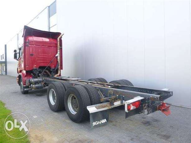 Scania R560 Soon Expected 6x4 Chassis Manual Euro 5 - To be Imported Lekki - image 4