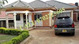 Pergola 3 bedroom house for sale in Gayaza at 190m