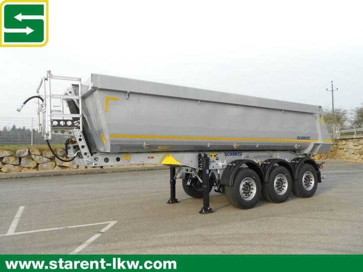Schmitz Cargobull 3-Achs Kipper, Liftachse, Podest, Rollplane,24m³ - 2019