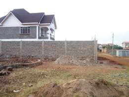 Fully furnished House for sale at Ngoigwa gated community with a read