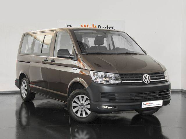 Volkswagen Caravelle Comercial 2.0tdi Bmt Trendline 75kw - 2018