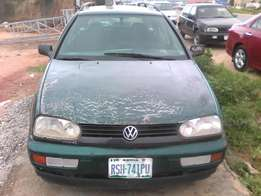 Naija Used Golf 3 Wagon For Sale