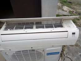 Cheap London used 1.5HP Panasonic Air Condition