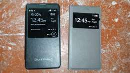 Brand new Smart flipcovers for Samsung Note 3 and Grand 2