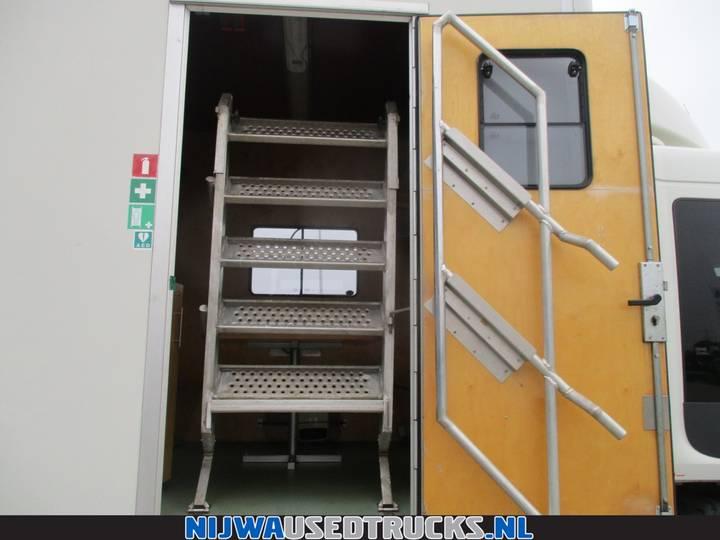 Volvo FE S 280 Mobiele werkplaats + 85 Kva aggregaat - 2006 - image 45