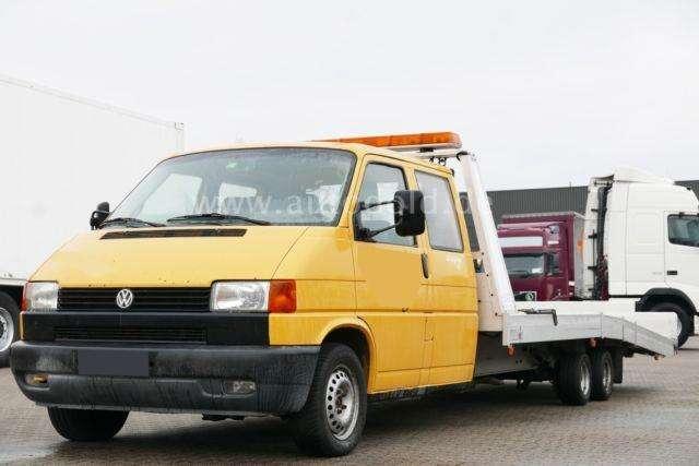 T4 Doka Abschleppwagen Aluminiumaufbau Winde - 1999