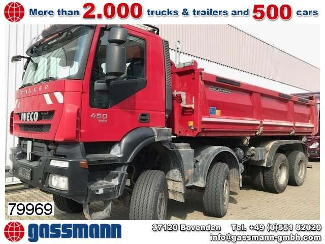 Iveco Trakker Ad410t45w - 2013