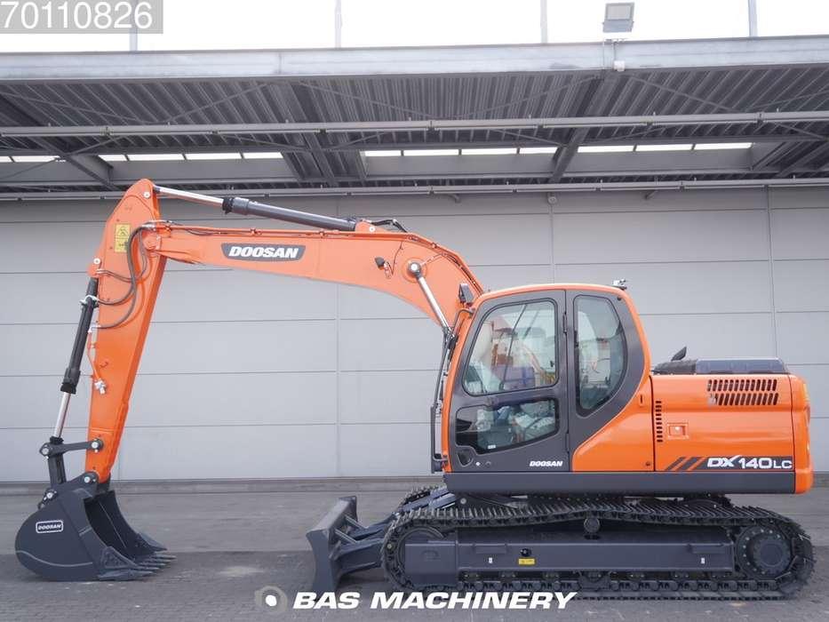 Doosan DX 140 LC New unused 2019 - CE - 2018 - image 6