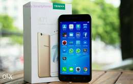 Oppo A71 with warranty