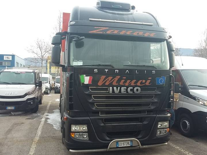 Iveco STRALIS AS260S56 - 2011